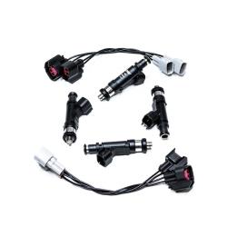 Deatschwerks 650cc Fuel Injectors: Scion tC / xA / xB / xB2
